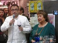 Mercedes Mijares y  Gª pelayo