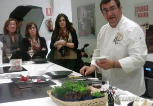 El potencial gastronómico del Espárrago de Navarra