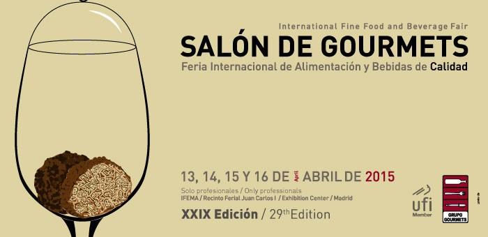 Edición XXIX del Salón de Gourmets (Madrid)