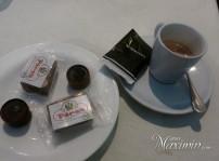 bombones y café