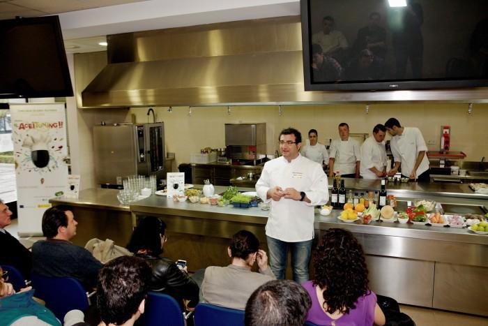 palestra Escuela Hosteleri¦üa