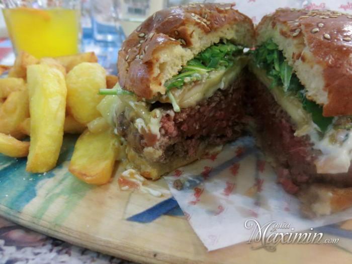 500 grs. de hamburguesa