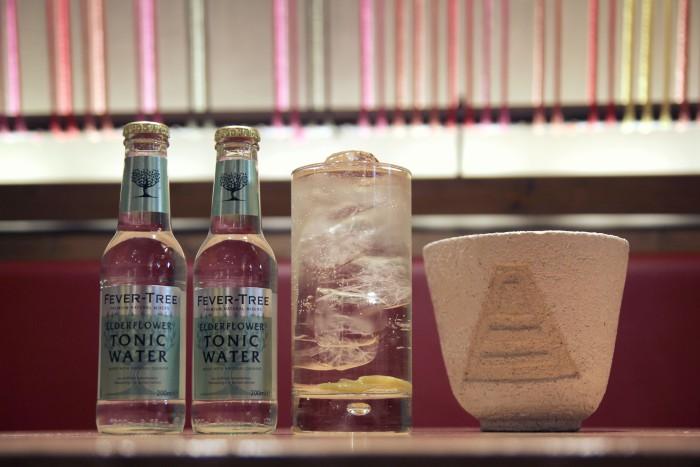 Sake Tonic (Receta Marc Álvarez)