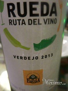 botella verdejo
