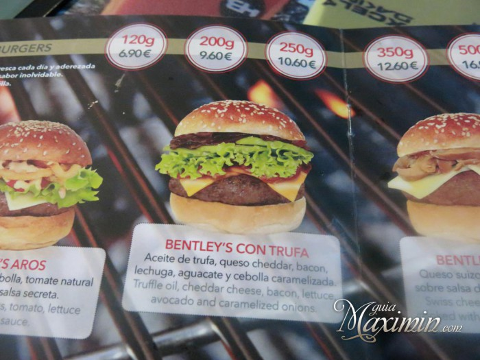 contenido hamburguesas