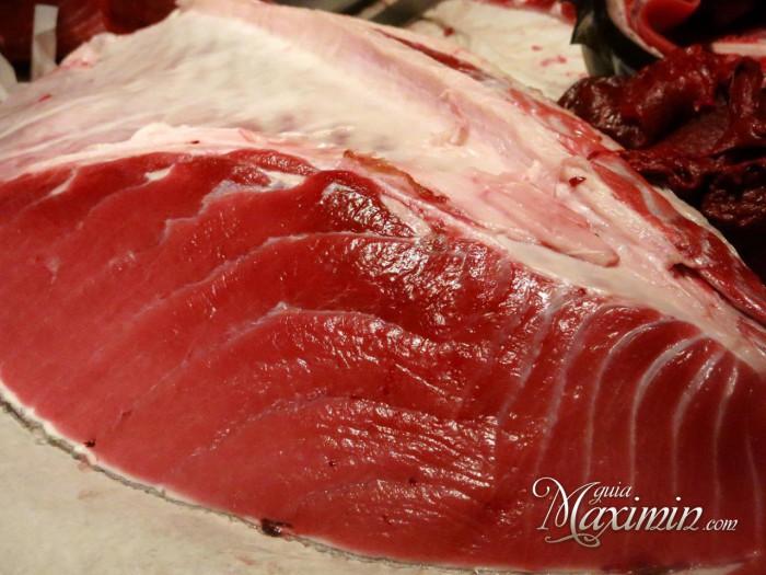 espectacular ventresca de atún