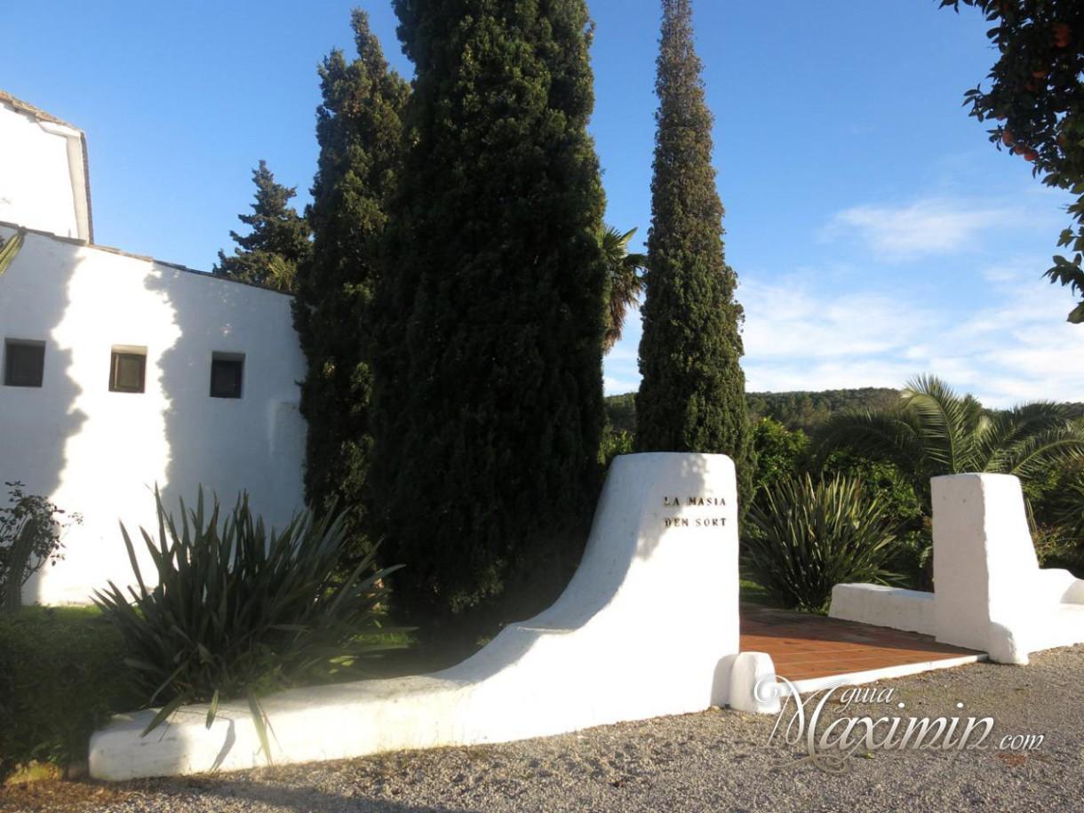 Masia d'en Sort (Santa Eulalia del Rio-Ibiza)