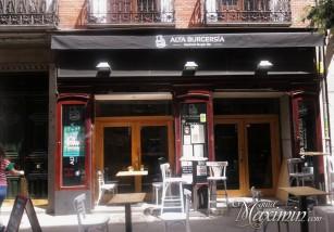 Alta Burgersia: La hamburguesa por descubrir (Madrid)