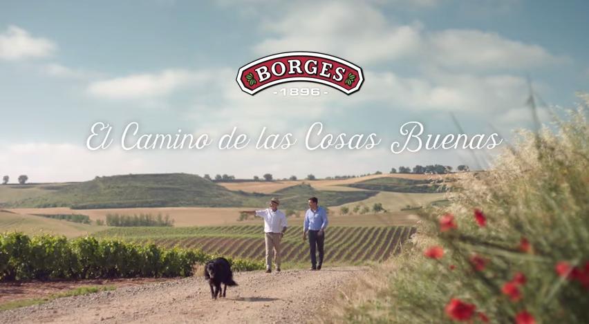 Únete al camino de las cosas buenas con Borges