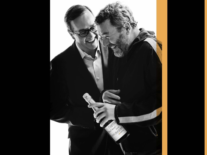 Louis Roederer by Philippe Starck