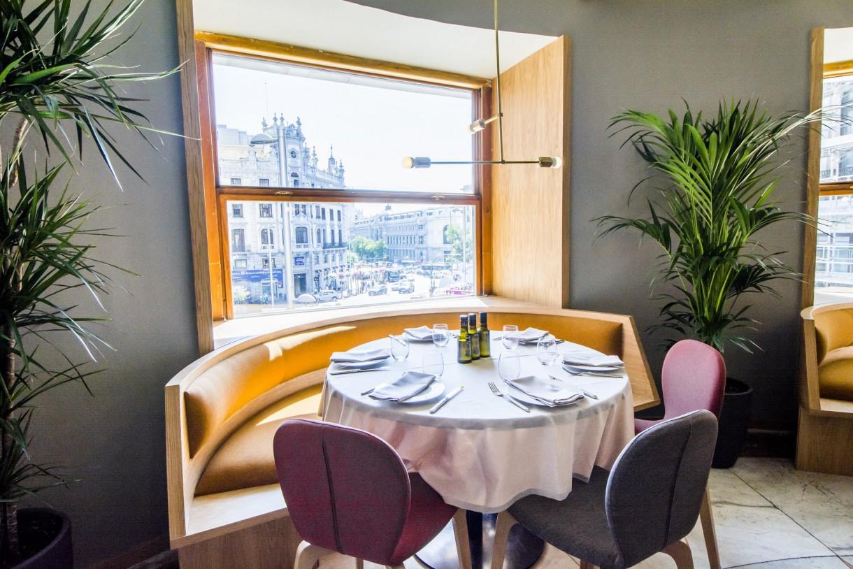 Atalanta buenas vistas y mejor cocina (Madrid)