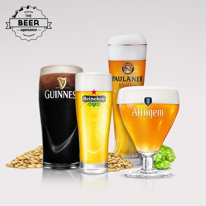 Disfruta con tus amigos de una cata de cervezas gracias a Heineken