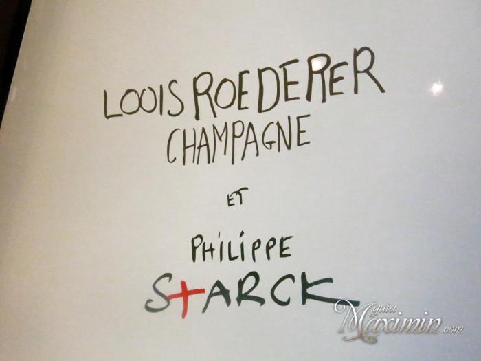 etiqueta Louis Roederer