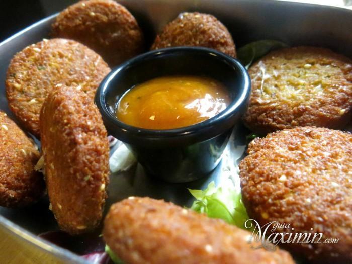 falafel con mango