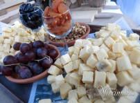 queso Gamoneu miel