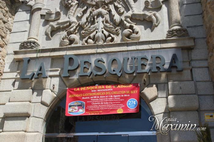 La Pesquera Madrid Jornadas del Buey