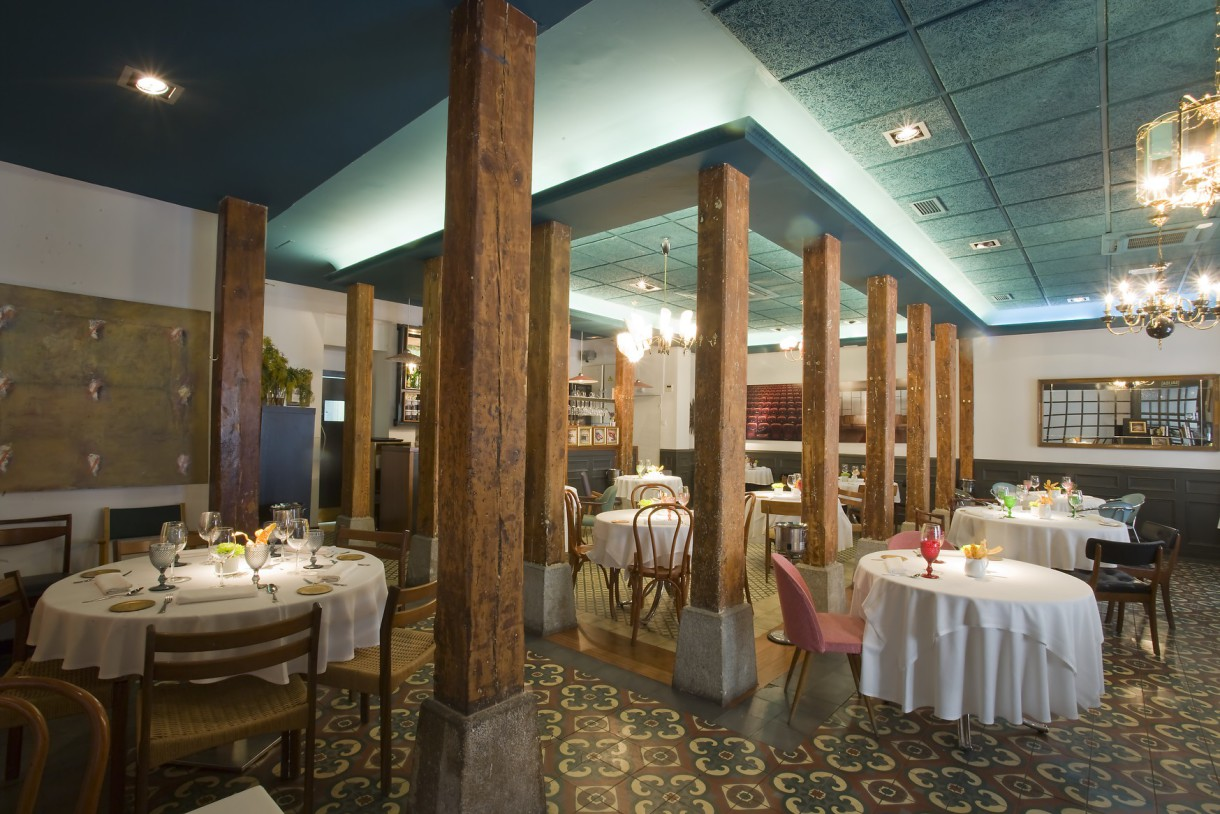 Dabbawala un viaje alrededor del mundo gastronómico (Madrid)
