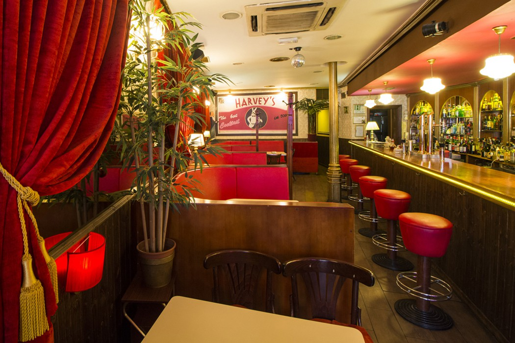 Harvey's cocktail Bar (Madrid)