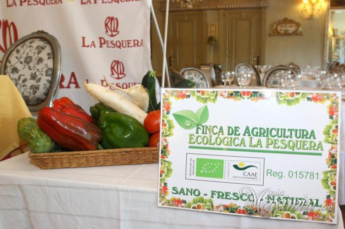 Sello de agricultura ecológica