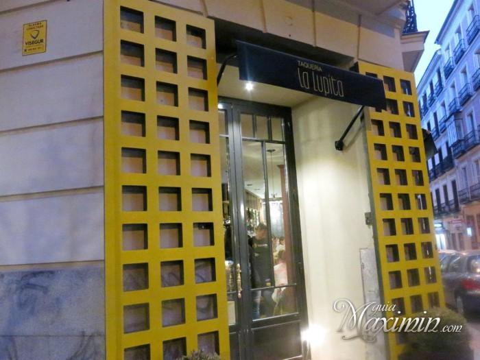 Taquería la Lupita (Madrid)