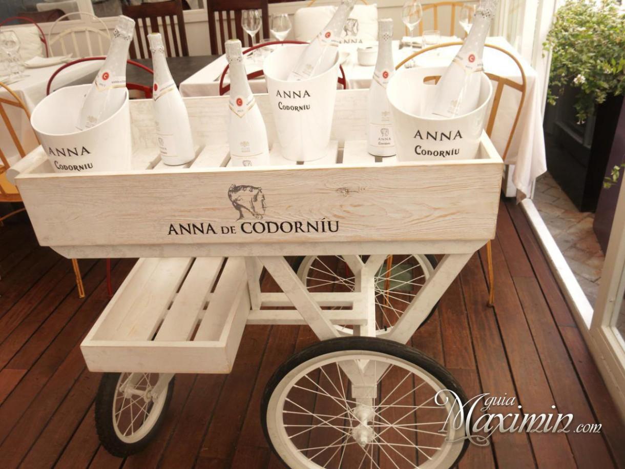 Brunch Weekend de Madrid con Anna de Codorniu