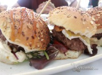 Mini hamburguesa de ternera gallega