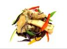 Sepia a la plancha con verduras y champi+¦+¦n__Lunch&Dinner