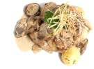 Solomillo de ibe¦ürico con boletus_Lunch&Dinner
