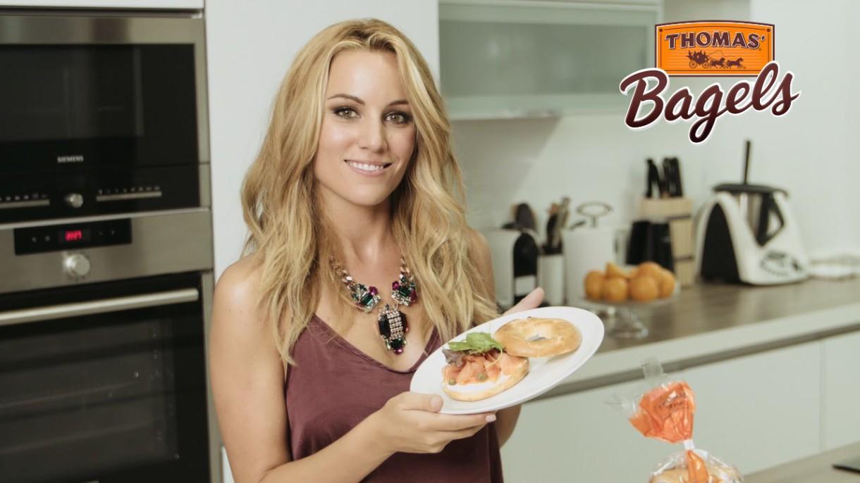Tus desayunos o cenas no serán lo mismo con Thoma's Bagels