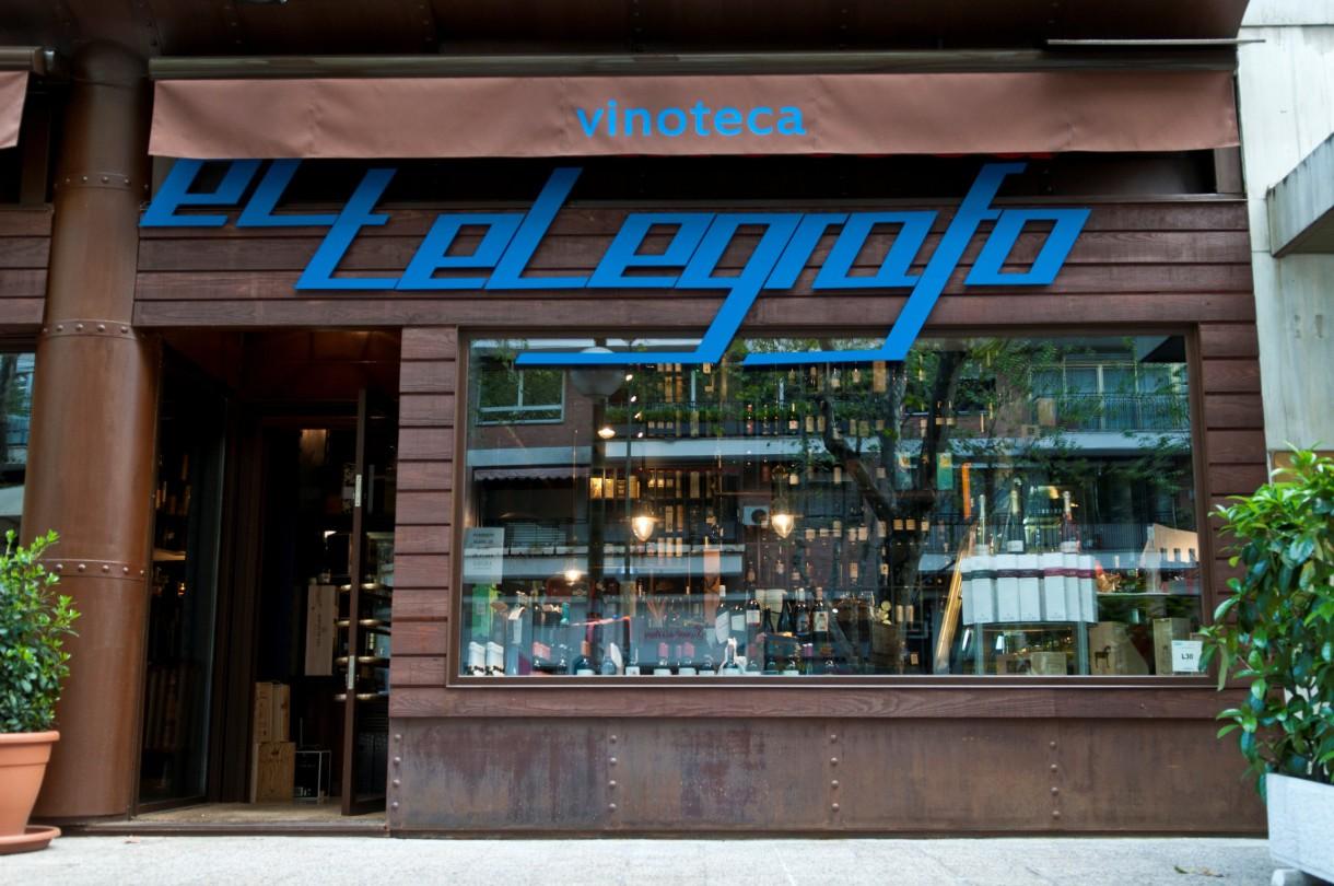 Vinoteca El Telégrafo (Madrid)