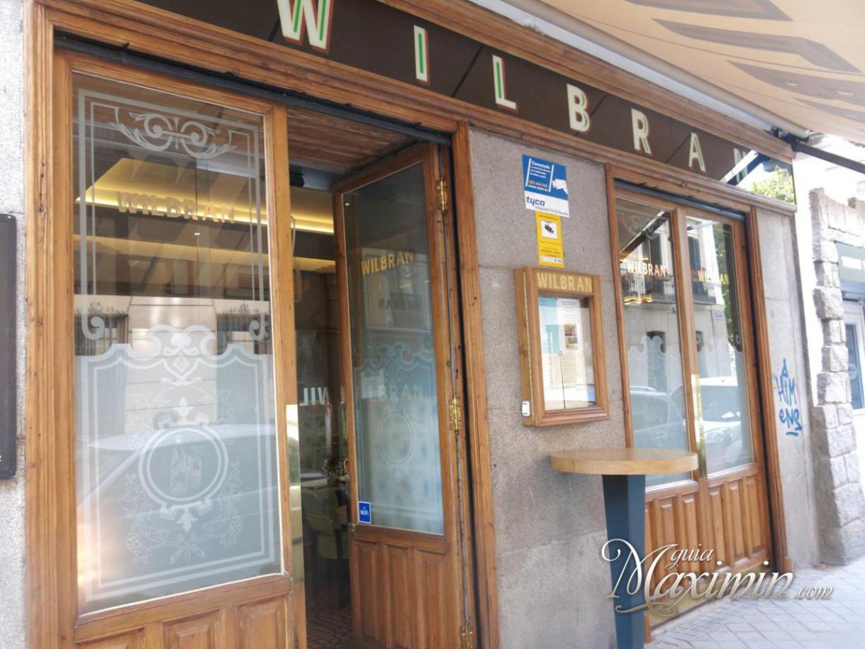 Wilbran para todos los gustos (Madrid)