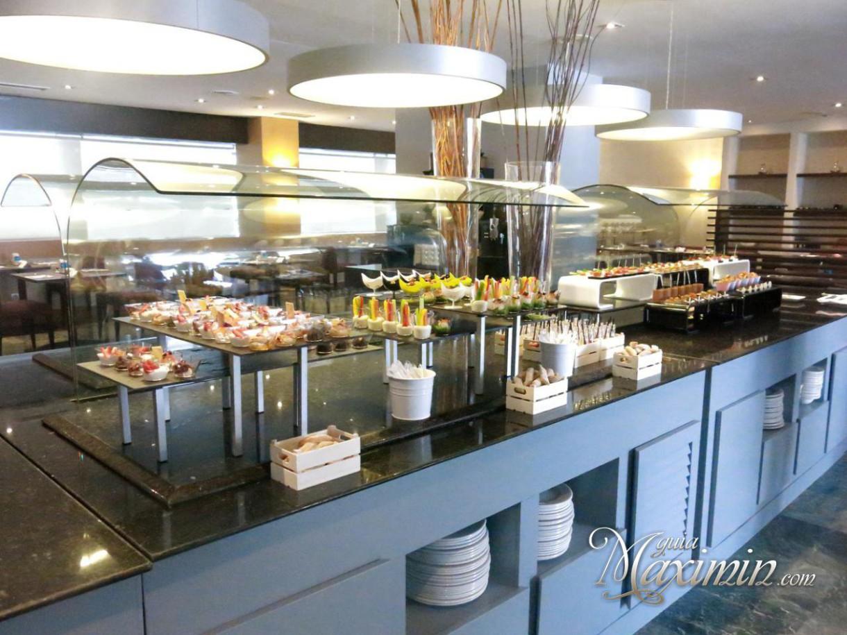 Hotel NH Madrid Ventas y su oferta gastronómica