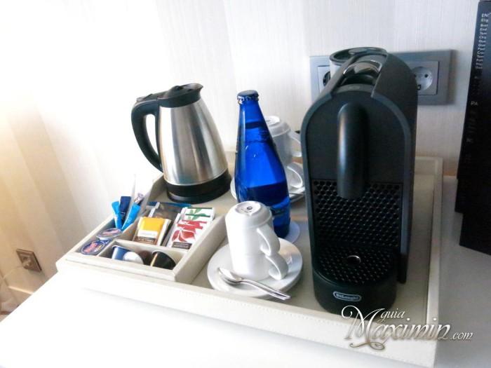 cafetera  e infusiones