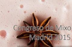 Congreso Internacional sobre tendencias de Mixología (Madrid)