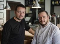 Benja y Jorge Taberna Degusta