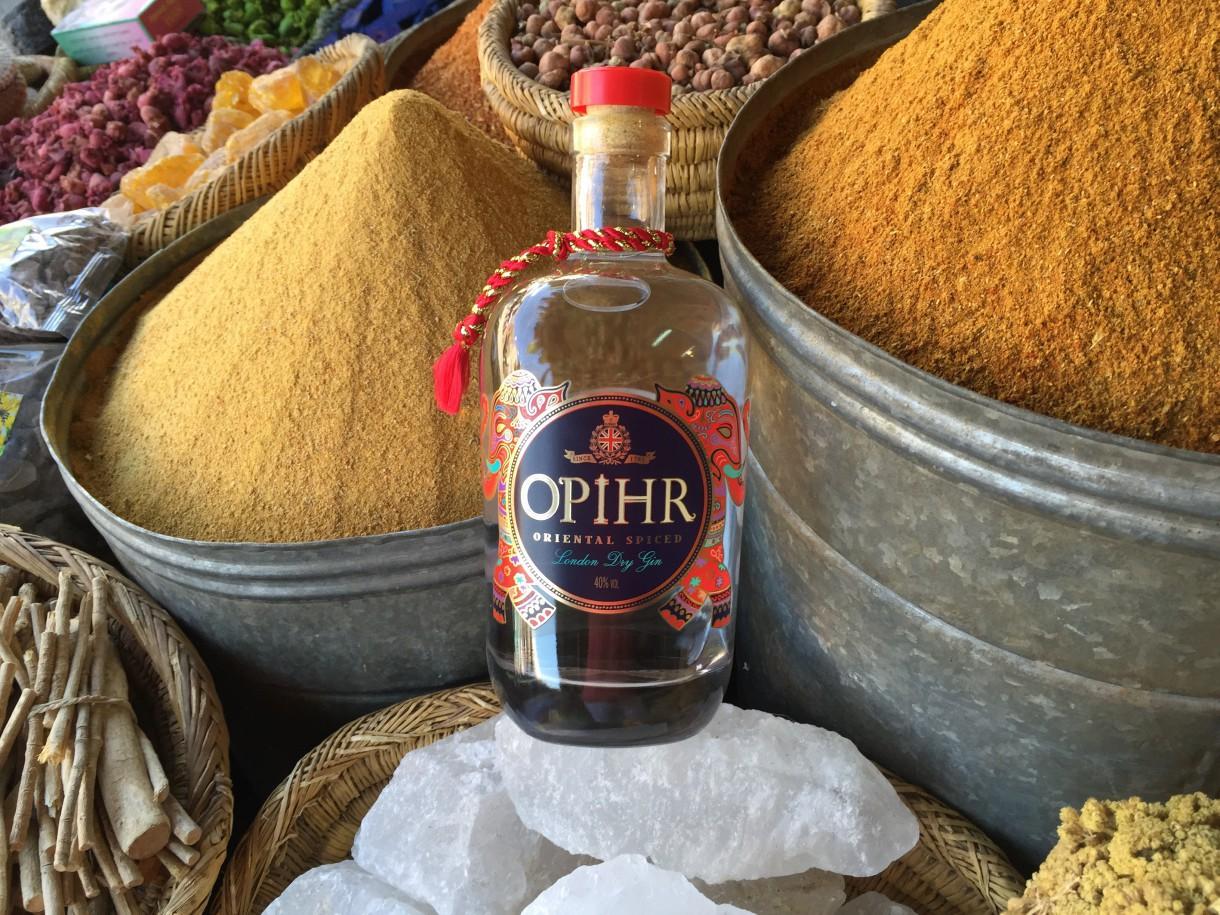 Final de la Opihr World Adventure Cocktail Competition (Marrakech)