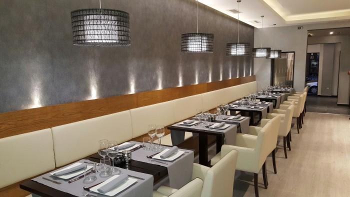 Restaurante Luxury_Madrid