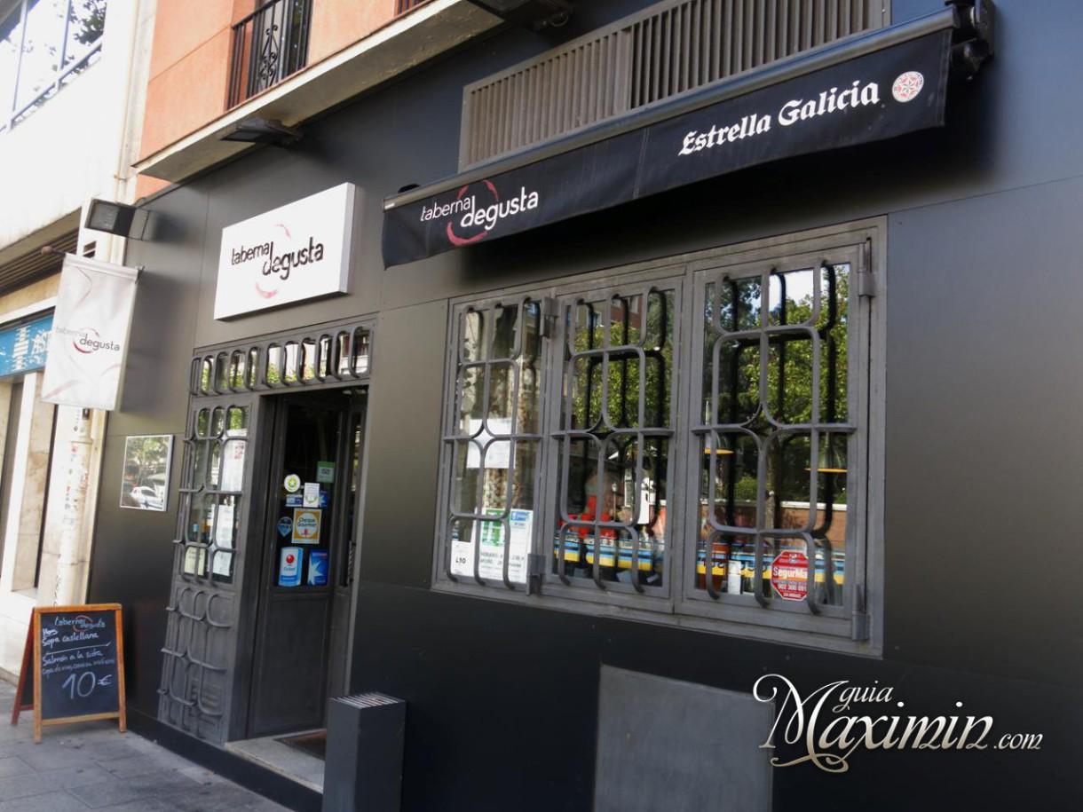 Taberna Degusta (Madrid)