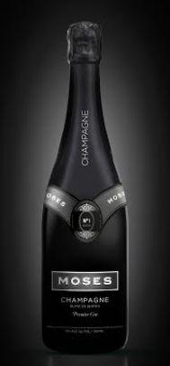 botella habla champagne