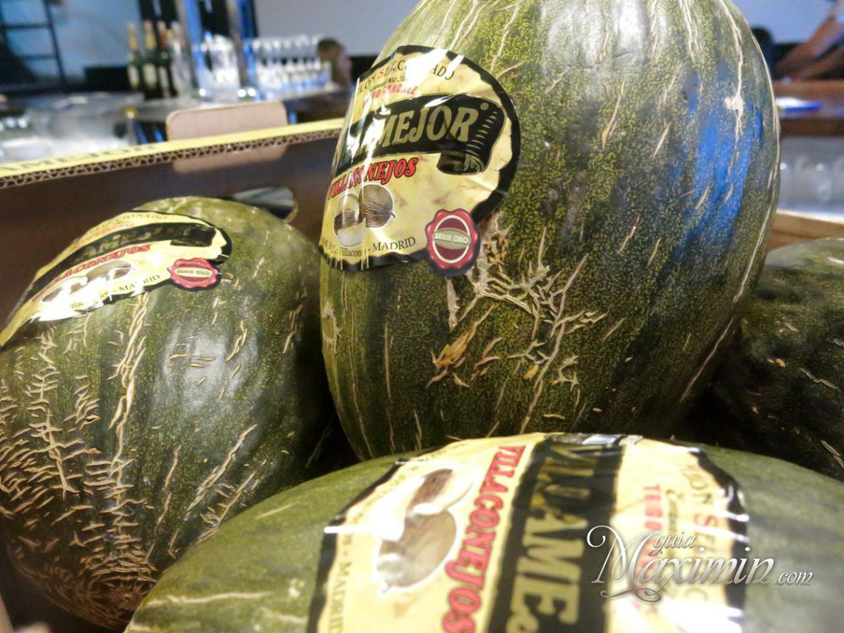 Melones Trigo de Villaconejos