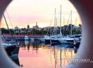 Sunset G'Vine en One Ocean Club (Barcelona)
