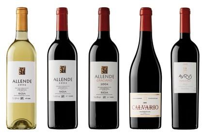 vinos Allende
