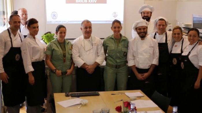 ESAH Masterclass profesores y militares