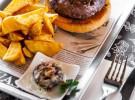 Pecado Carnal - Portobello Kober Burger