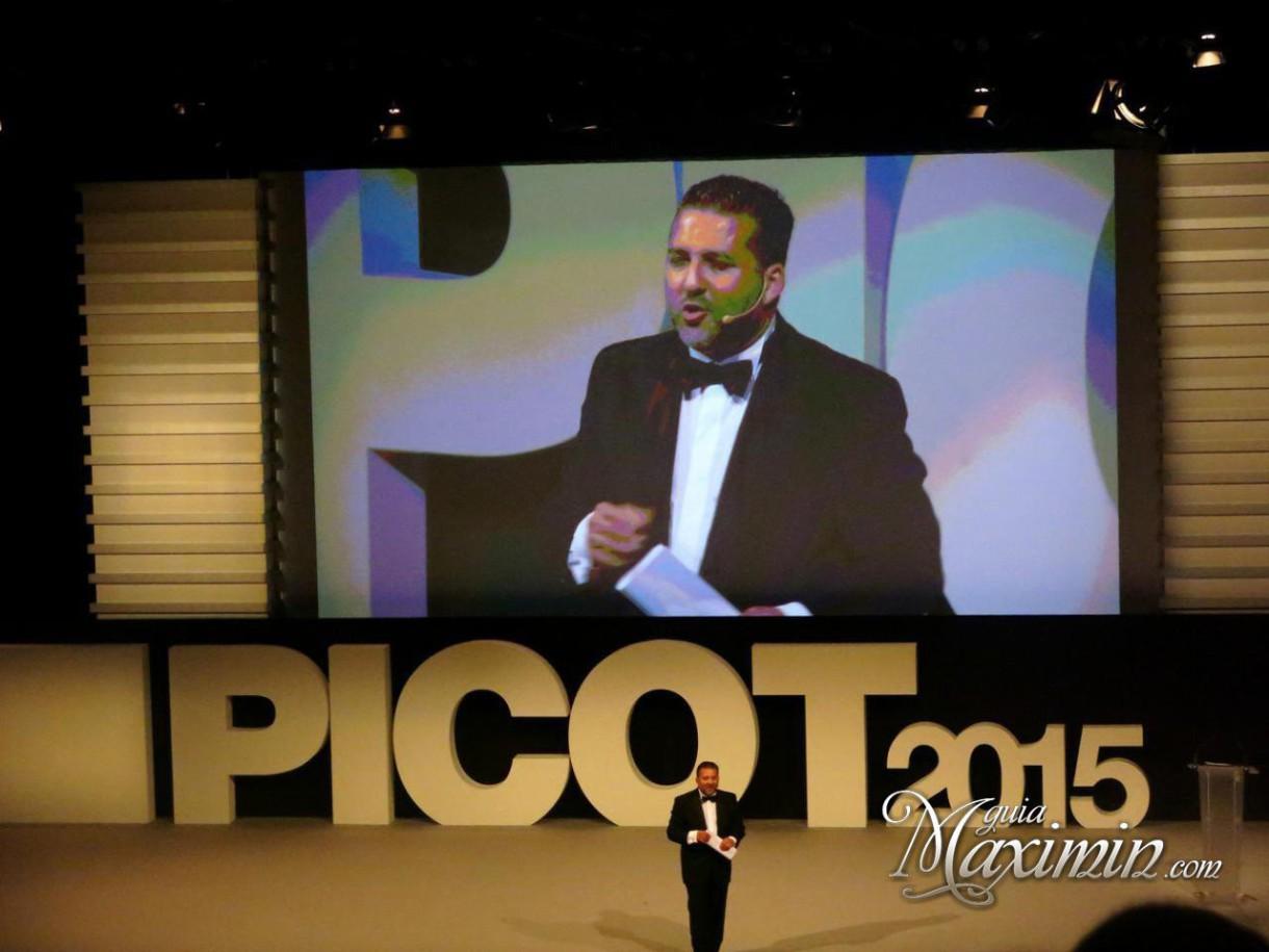 Y llegó la noche de los Premios Picot