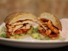 BACOA MADRID_Chicken burger
