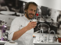 Carlos Pascal, chef y propietario Kitchen Club