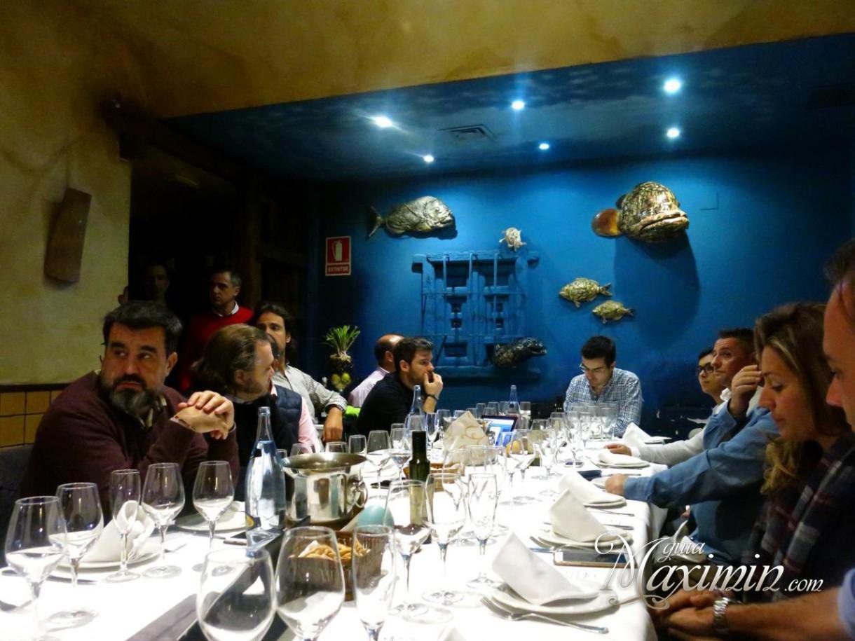 Aromas y Sabores Mediterráneos en El Caldero (Madrid)