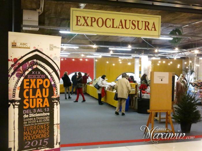 Expoclausura Guiamaximin1