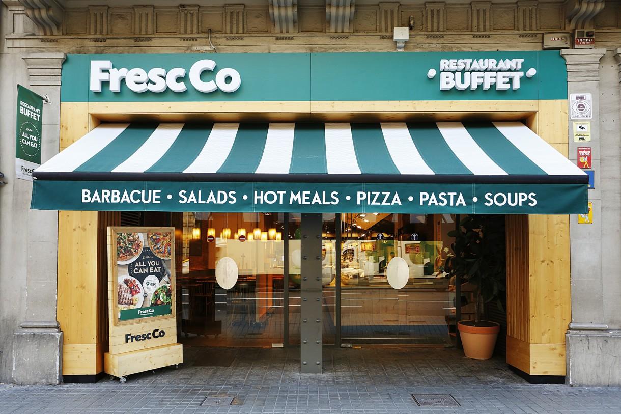 Nueva imagen de los restaurantes Frescco